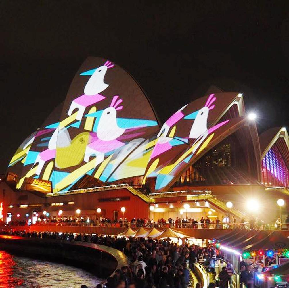 lighting the sails 2015 vivid live sydney (2)