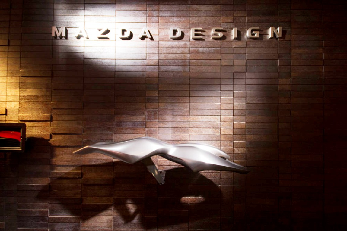 mazda design space salone milan 2015