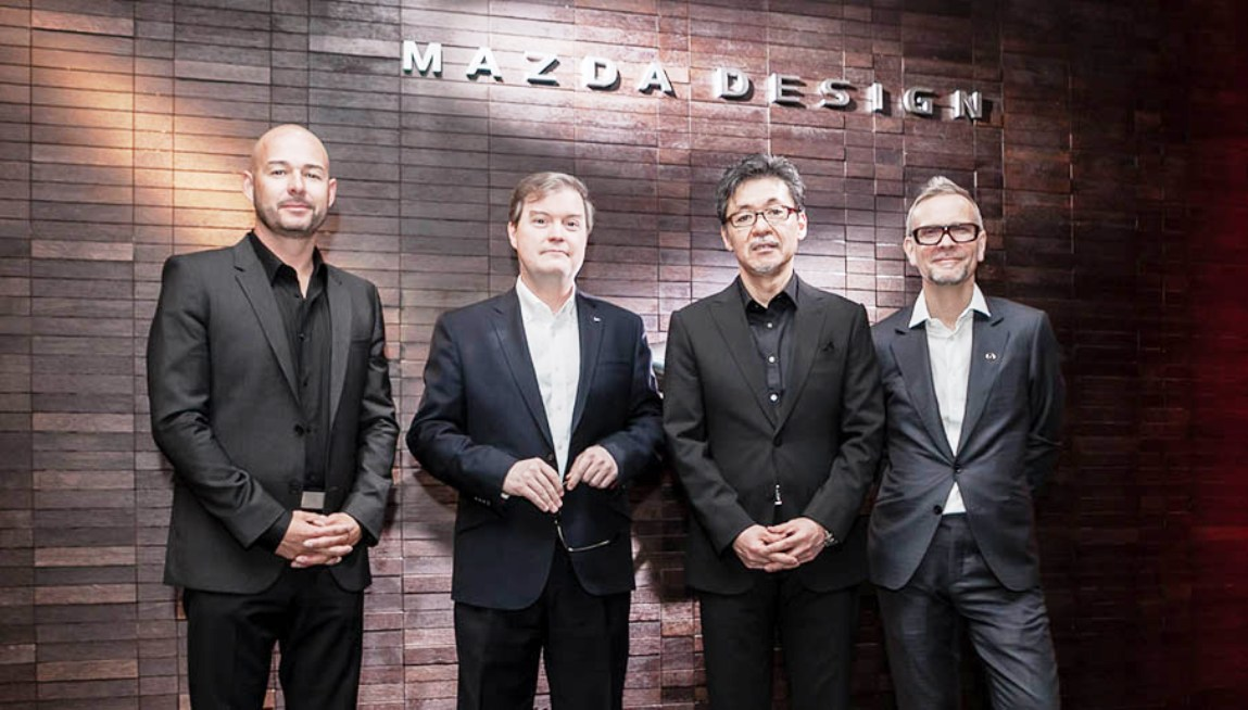 mazda design team salone milan 2015
