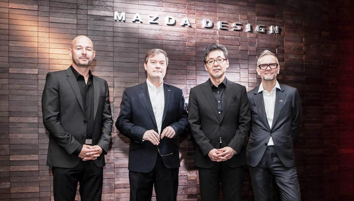 mazda design team salone milan 2015