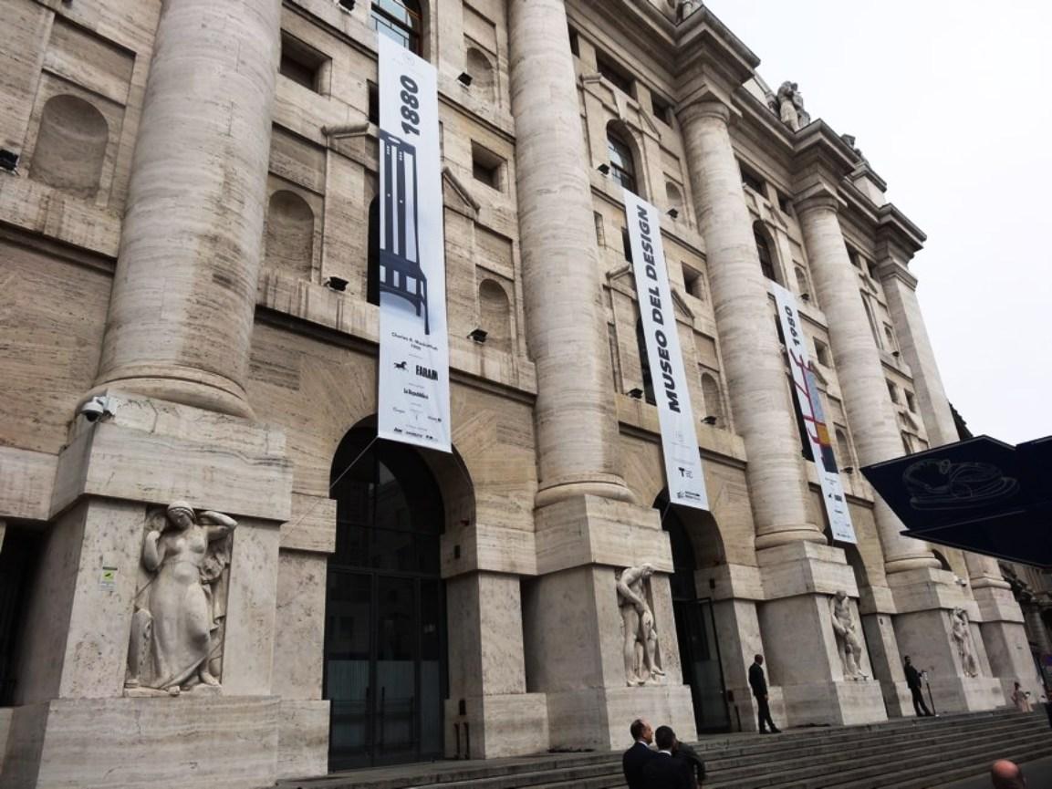 mueum of design at palazzo Mezzanotte