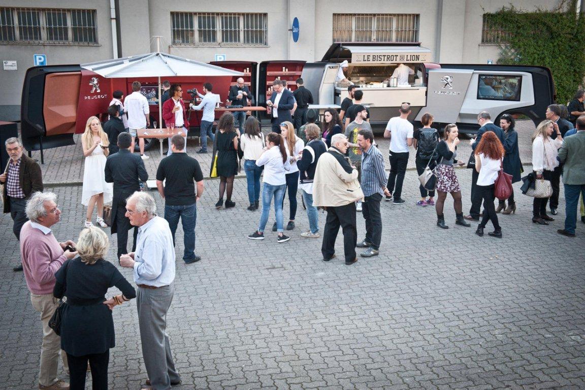 peugeot food truck salone milan 2015 (1)