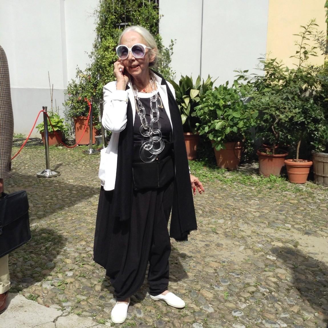 rosanna orlandi salone milan 2015