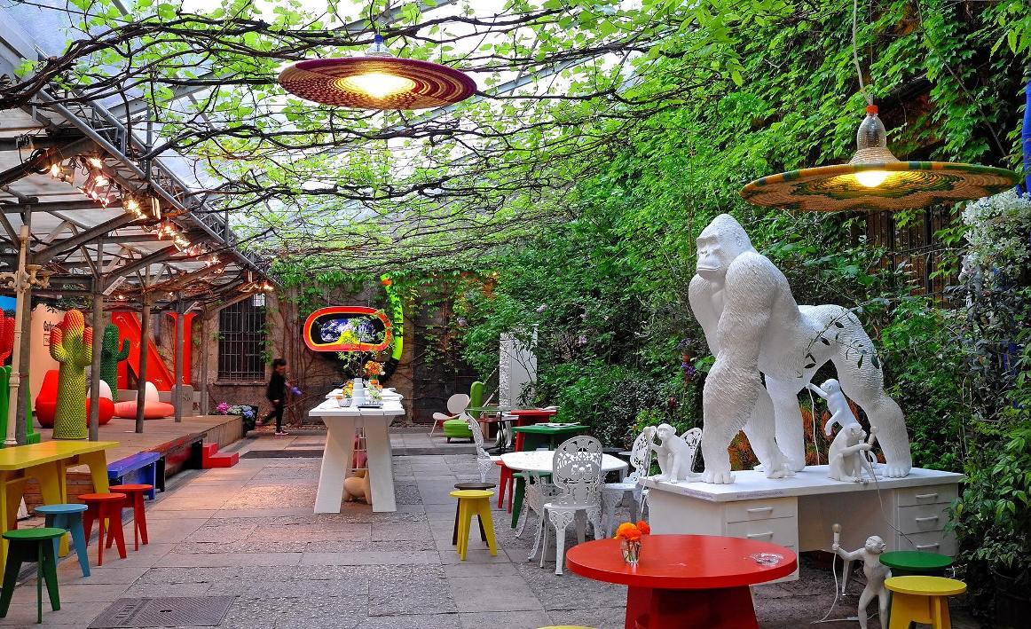 spazio rosanna orlandi salone milan 2015