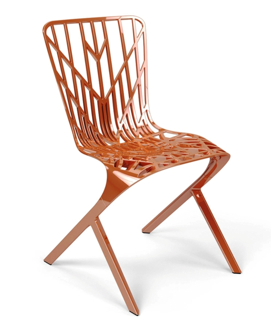 washington skeleton chair by david adjaye for knoll