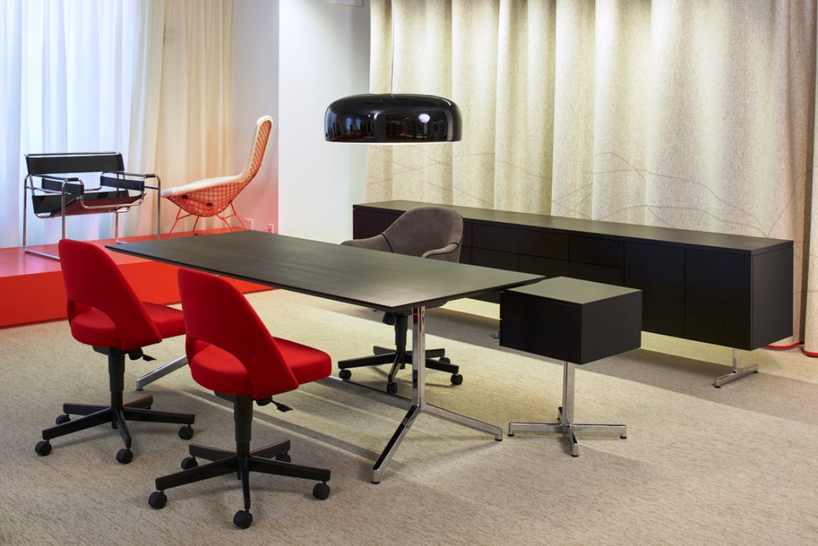 Knoll NeoCon 2015 pixel private office