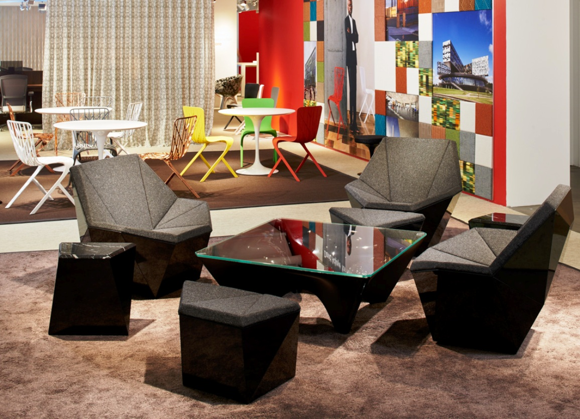 Knoll NeoCon 2015 prism collection