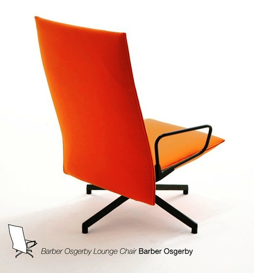 barber osgerby chair