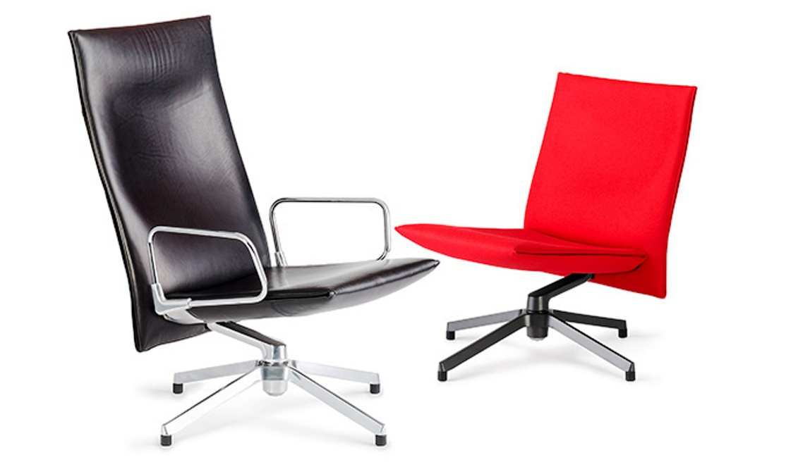 knoll neocon 2015 barber osgerby pilot chairs