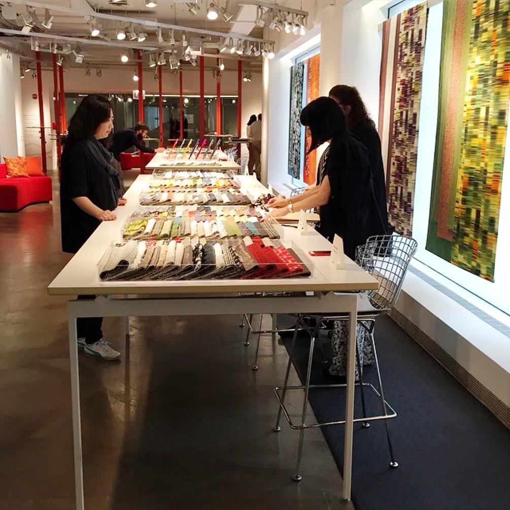 knoll neocon 2015 textiles