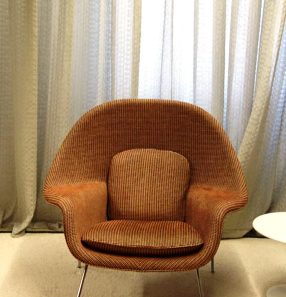 knoll neocon 2015 womb chair