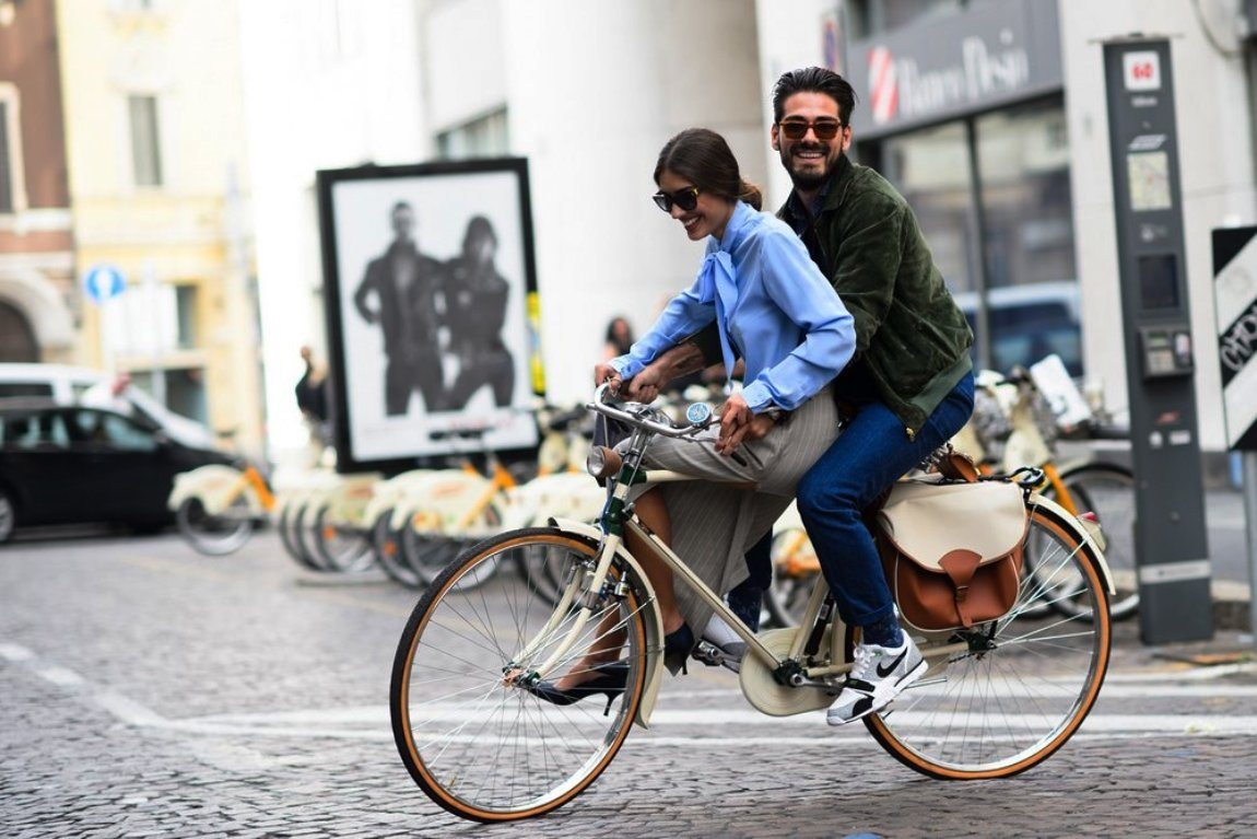 salone milan 2015 bicycle fashion
