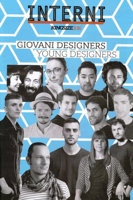 Rising Young Designers @ Salone Milan 2016