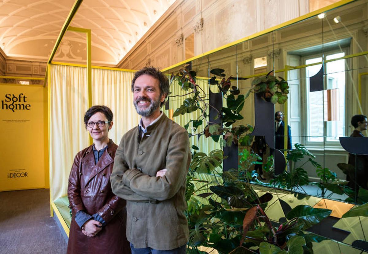 Andrea Marcante and Adelaide Testa studio UdA architetti