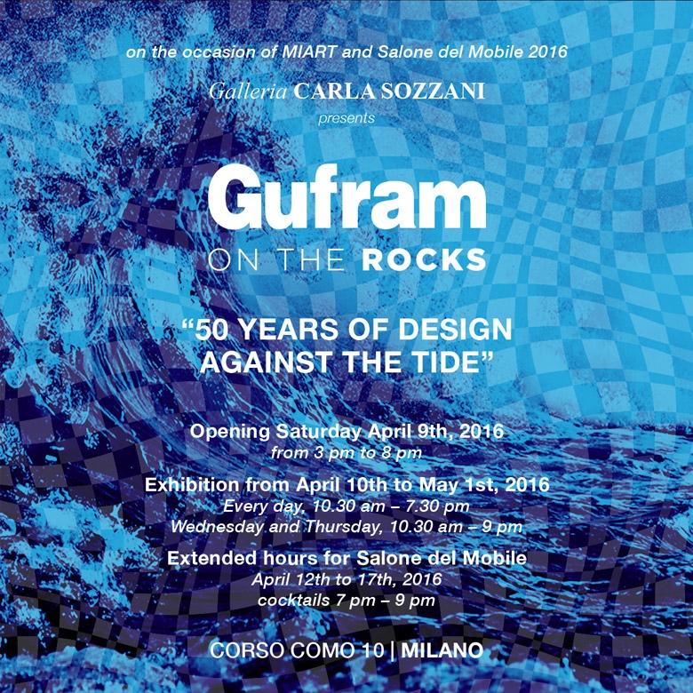 GUFRAM_ONTHEROCKS poster