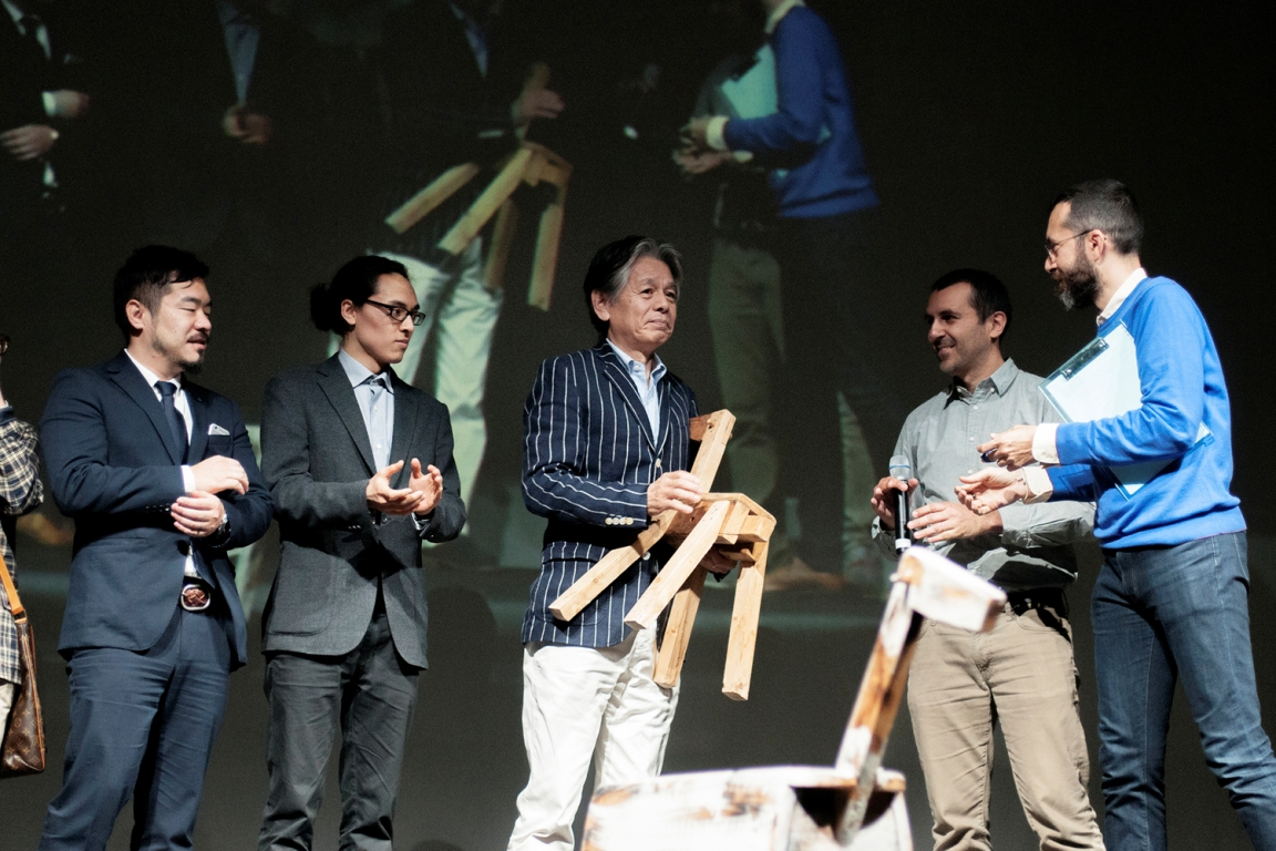KUKAN Panasonic milan design awards (1)