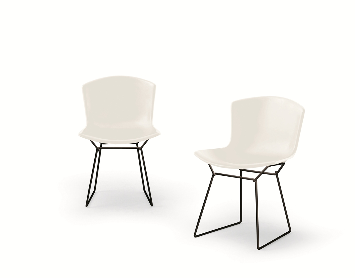 Knoll_Bertoia Side Chair Plastic Outdoor