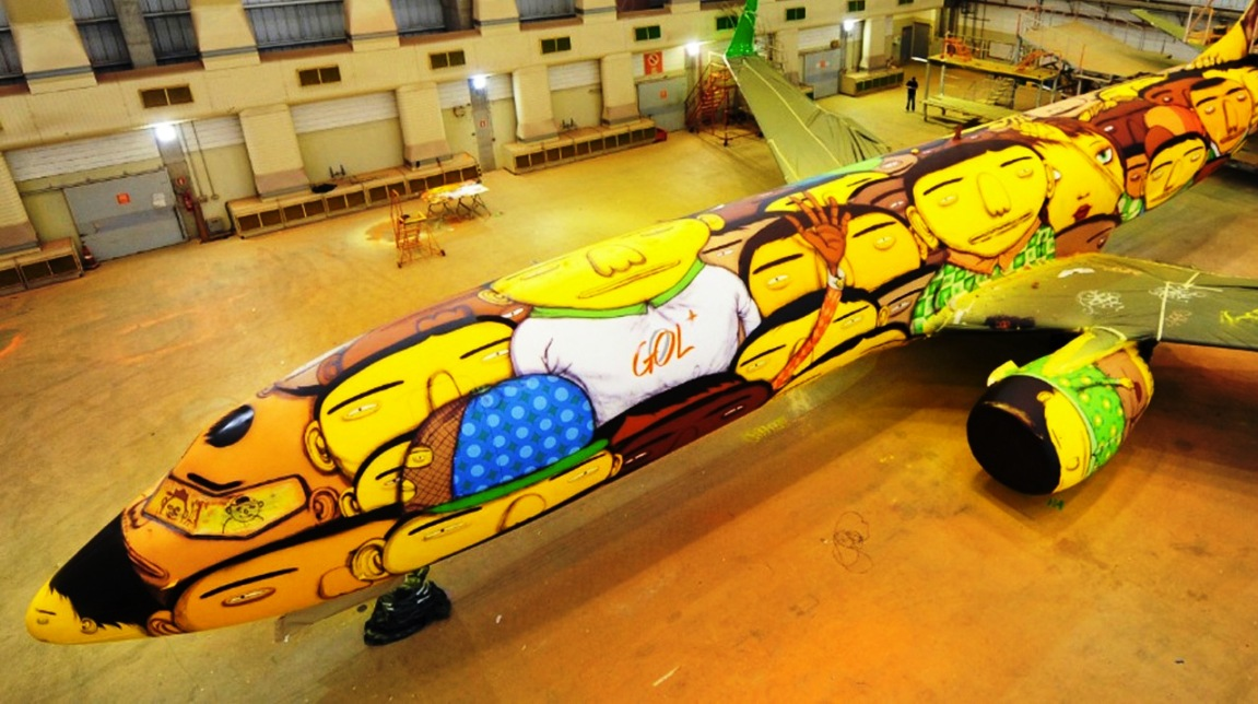 OS GEMEOS BRAZILIAN AIR (2)