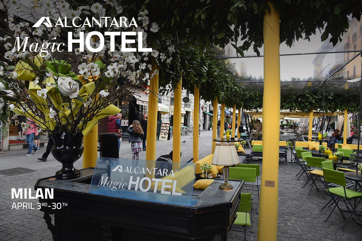 alcantara hotel invitation