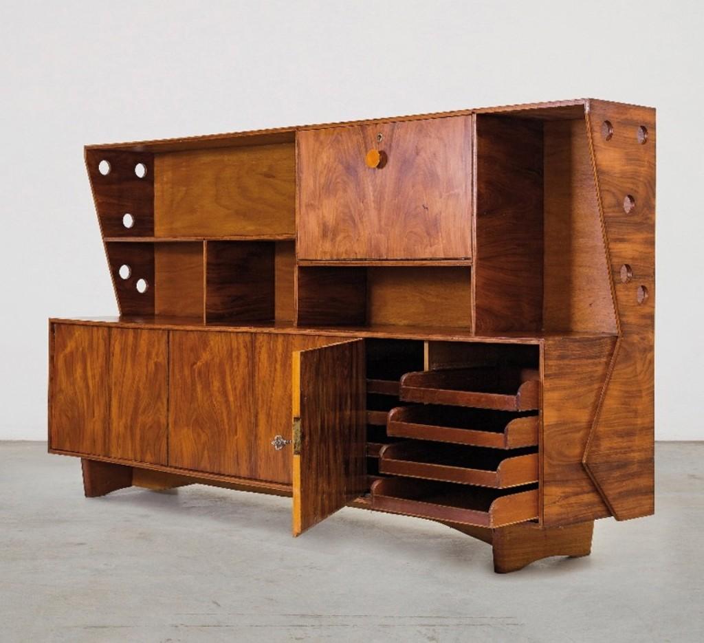 bar cabinet' by josé zanine caldas, 1950s