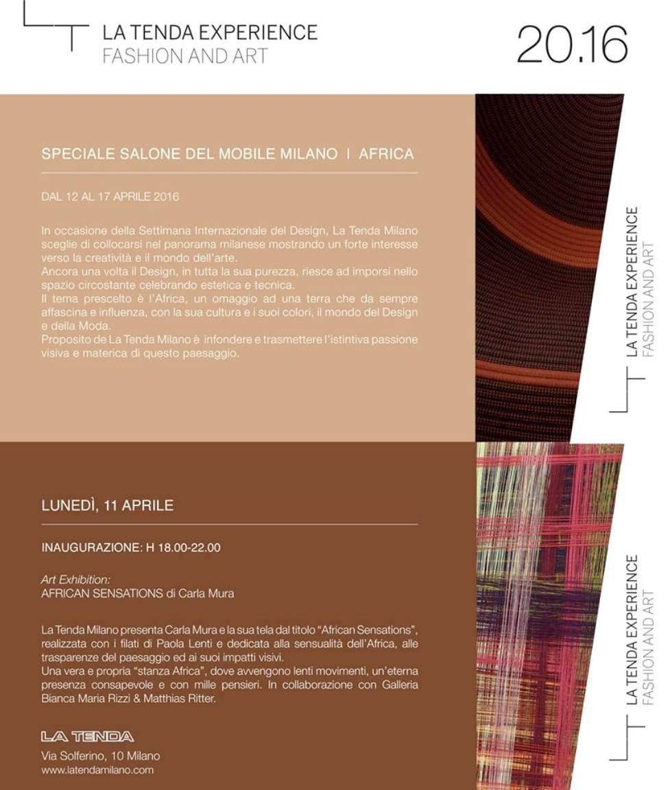 carla mura invitation
