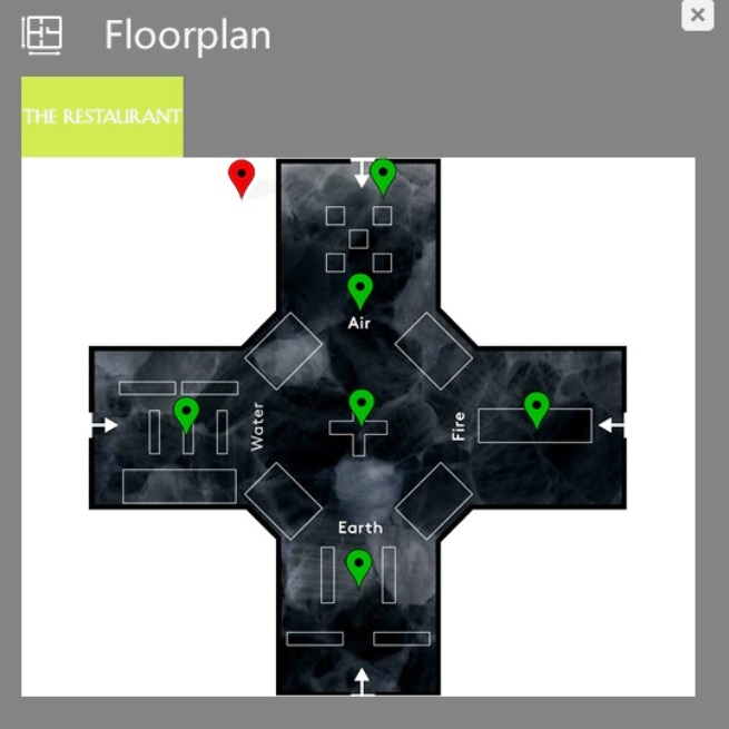 floorplan for csameras