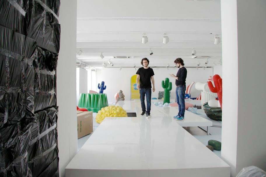 guffram gallery carla sozzani