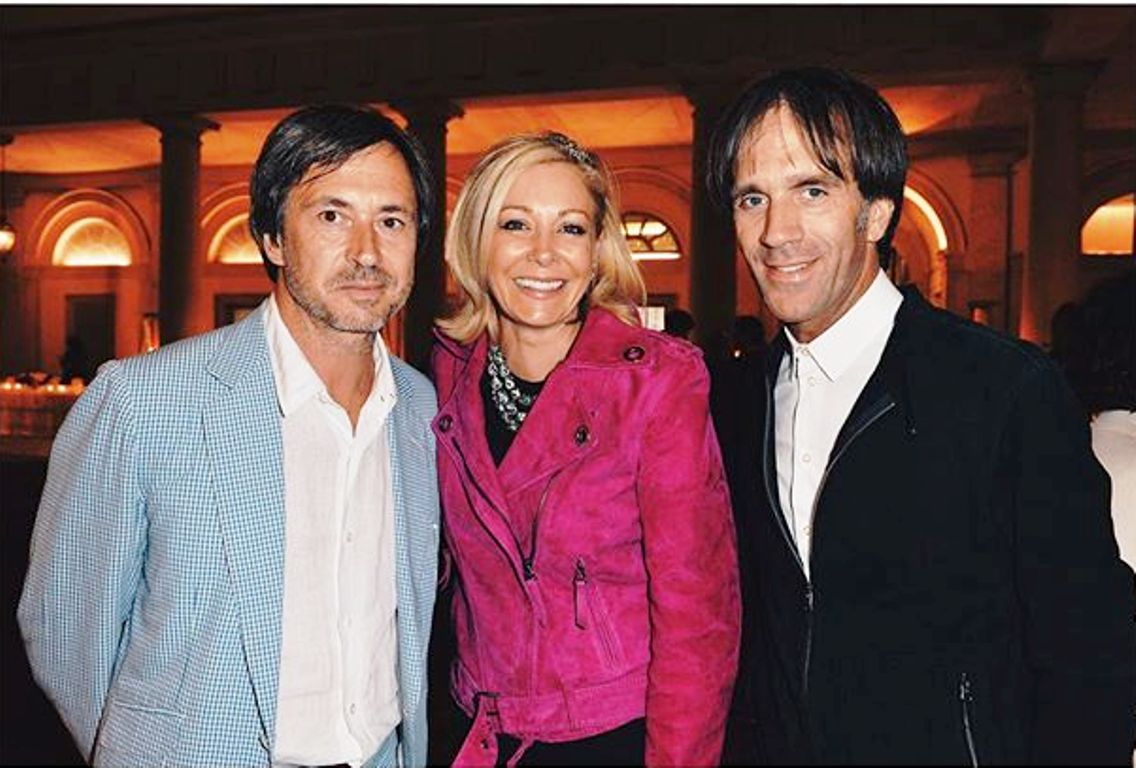 marc newson nadja swarovski and davide oldani