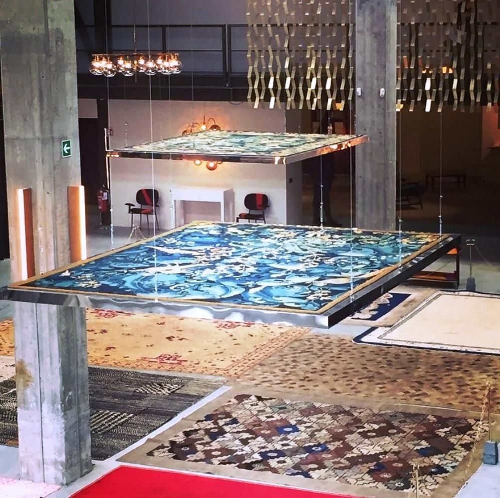 nilfur depot rugs salone 2016 (2)