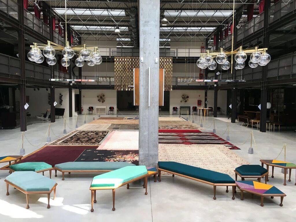 nilufar depot salone milan 2016