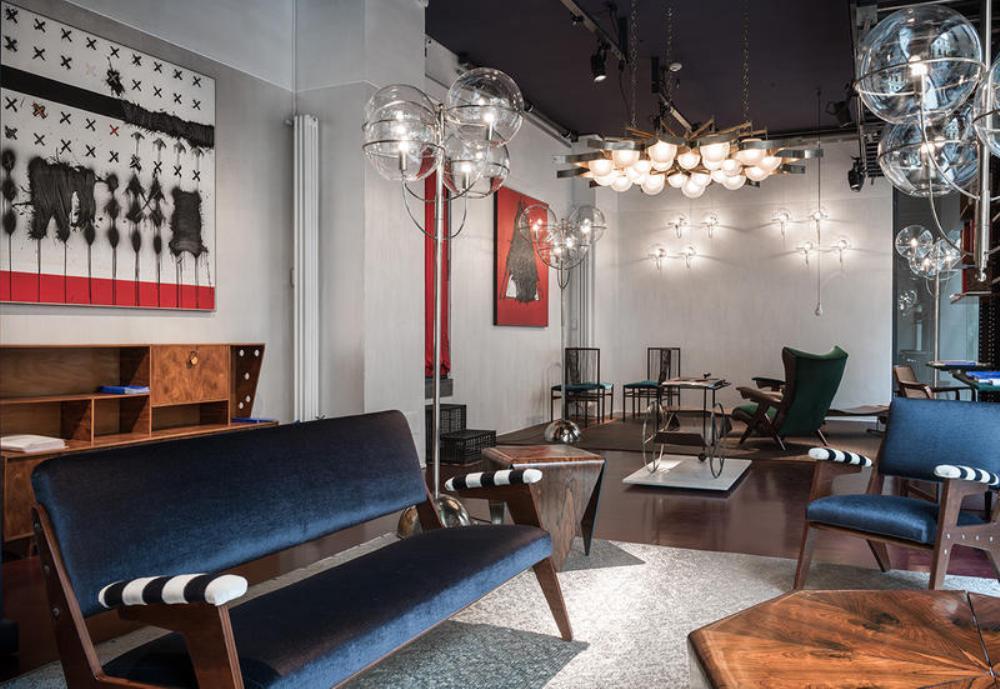 nilufar gallery brazilian design salone milan 2016 (1)