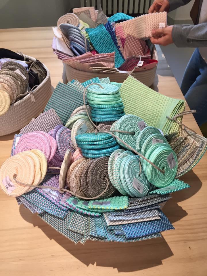 paola lenti textiles salone milan 2016