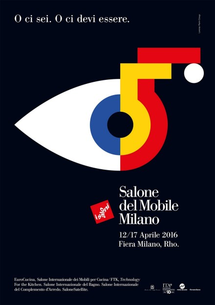 Official Salone Logo @ Salone Milan 2016