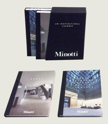 Minotti – An Inspirational Journey