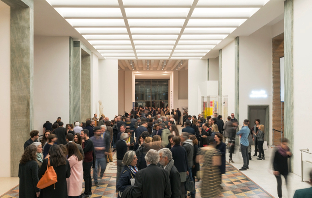 triennale opening 2016