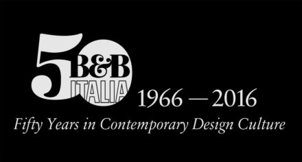 B&B Celebrates 50 Years @ Salone Milan 2016