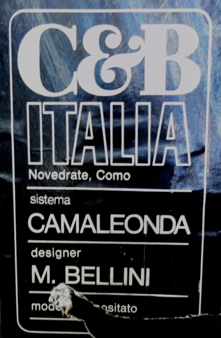 c & b italia logo