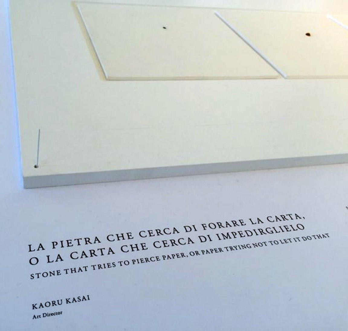 karoli kasai stone triennale salone milan 2016 (1)