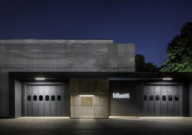 Minotti HQ Showroom – 2016 Collection Presentation