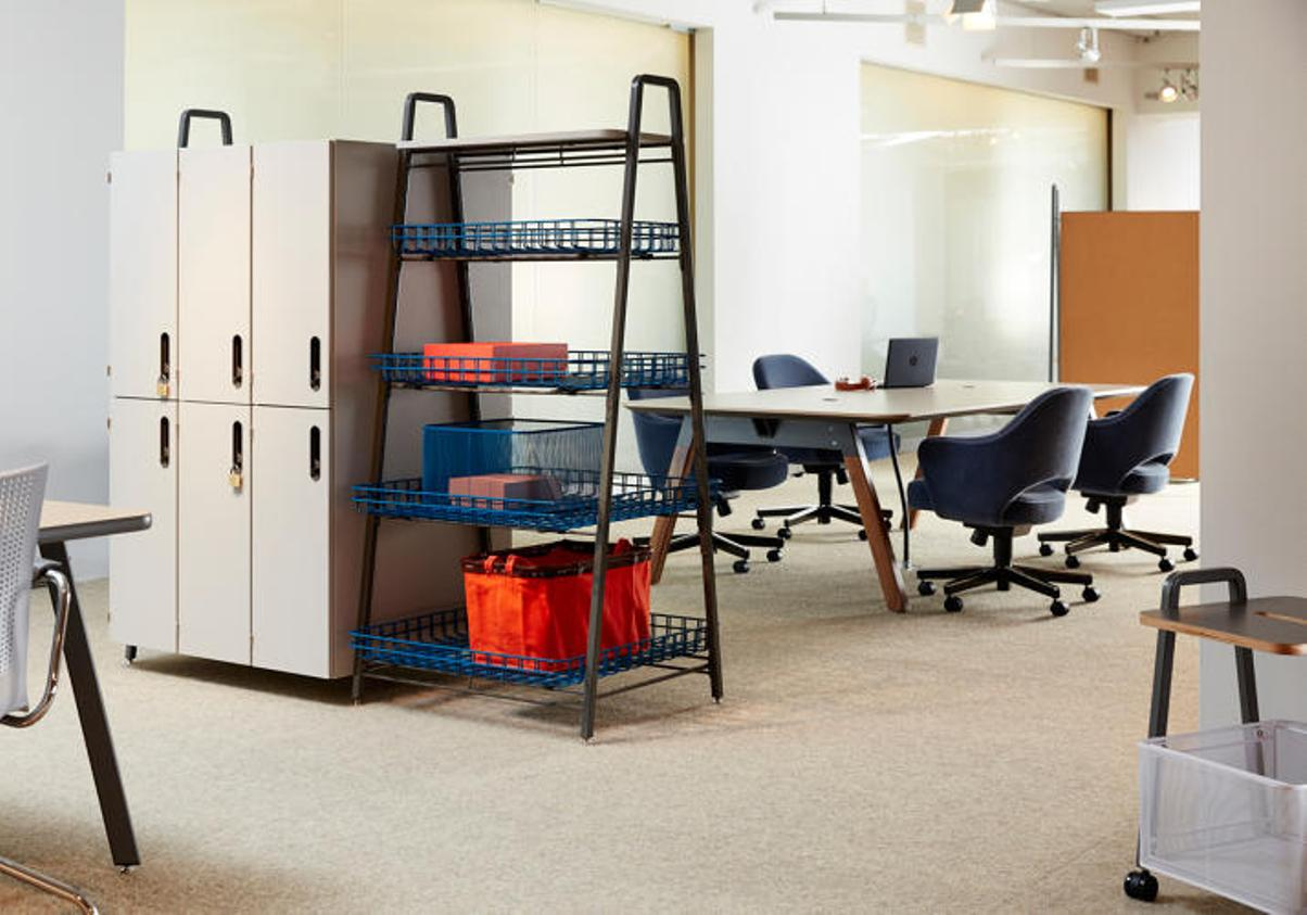 knoll storage unscripted