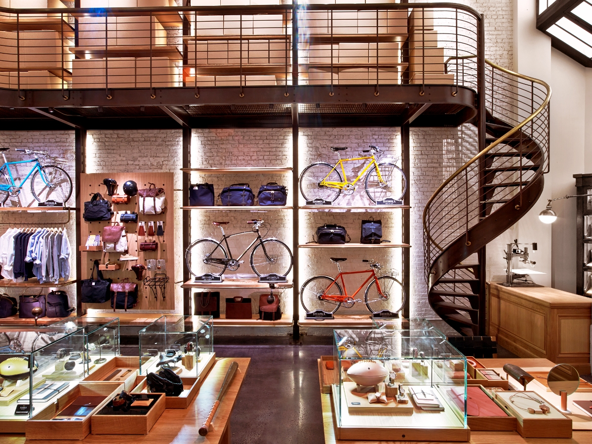 shinola new york