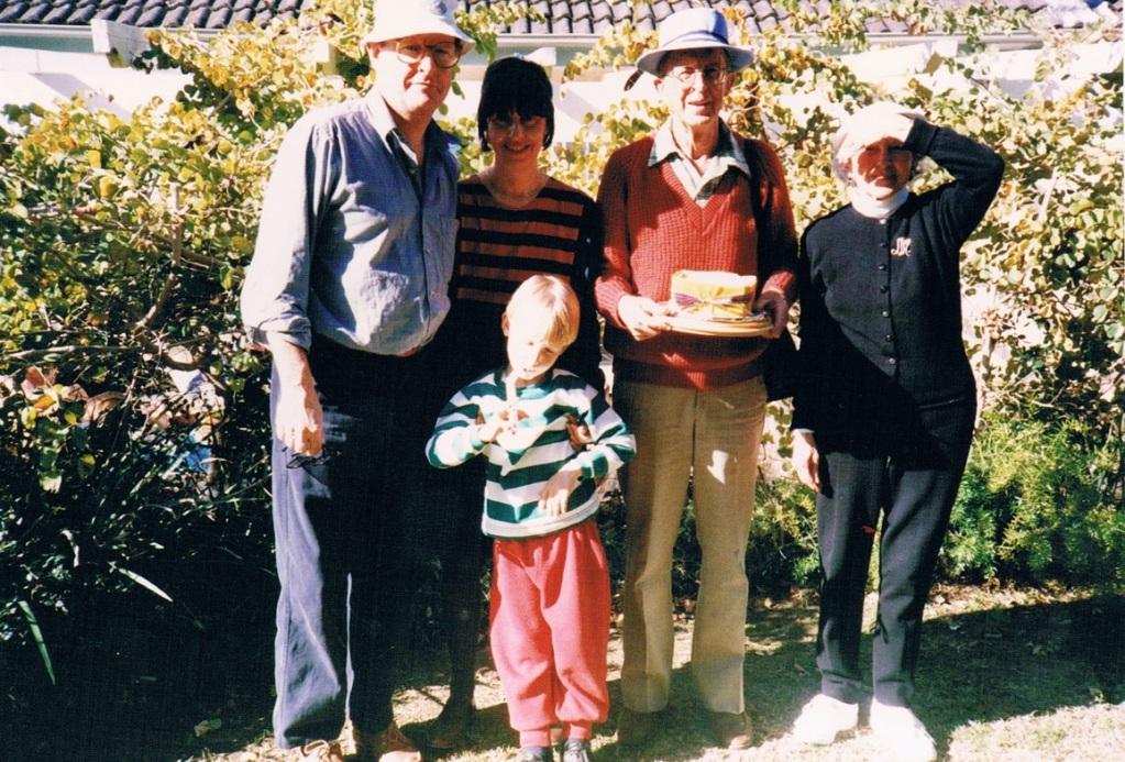 sharrin-family