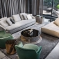 minotti headquarters 2017 anthology home collection (7)