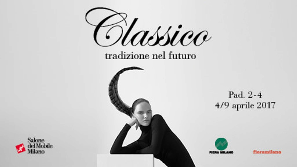 Press Conference @ Salone Milan 2017 - Classic, tradition in the future