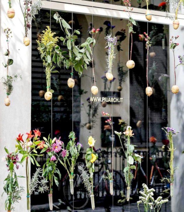 Piuarch Flowerprint & Facades @ Salone Milan 2017