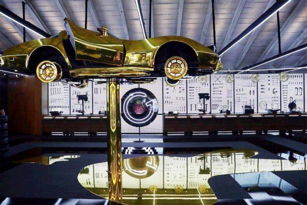 "Cartier ""Precious Garage"" @ Salone Milan 2017"