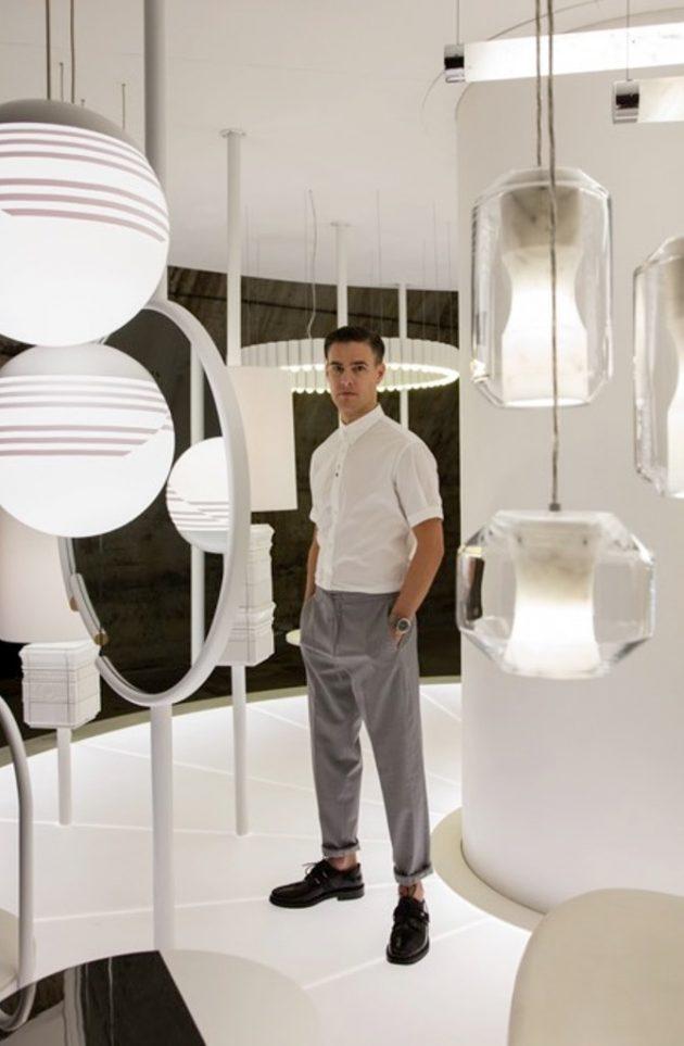 Lee Broom [pt 2/2] @ Salone Milan 2017