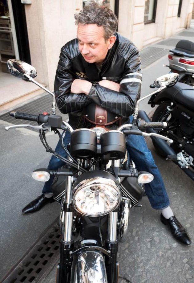Tom Dixon's Tomoto Motorcycle  [pt 5/6] @ Salone Milan 2017