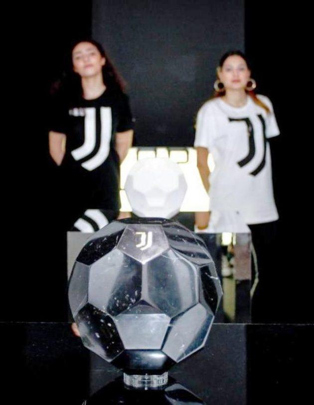 Juventus Meets Design @ Salone Milan 2017
