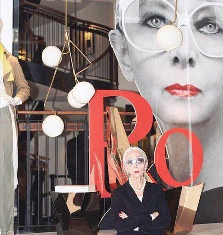 Rossana Orlandi at Massimo Dutti [pt 2/4]@ Salone Milan 2017
